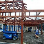 Sheridan Nursery - Post and Beams Commercial Projects